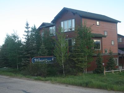 Photo for Winterstar Condo - 3 Bdrm, 3.5 Bath, Sleeps 7 - In The Heart of Ski Country!