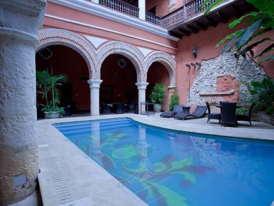 Photo for Spanish Villa in the heart of the Walled City
