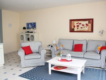 Exclusive apartments - Terrace / balcony about 5 minutes to the Baltic Sea beach