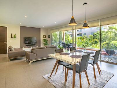 Photo for Stylish Home in 5 Star Condominium, 2 Bedrooms, Gym, 4 Pools, Nature & Relax