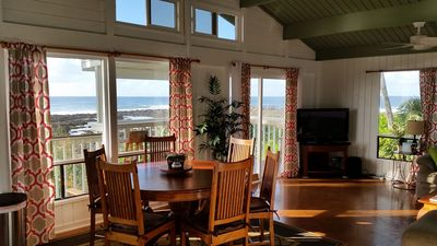 Photo for Best Oceanfront Views on the North Shore!