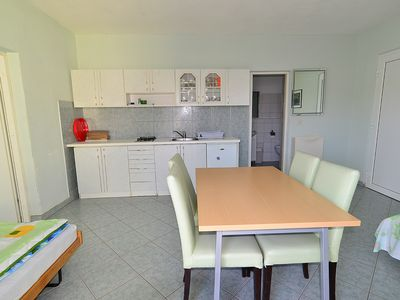 Photo for Apartment for 2 persons with 2 extra beds (ID 89)