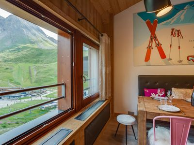 Photo for Apartment Grand Roc in Tignes - 8 persons, 2 bedrooms