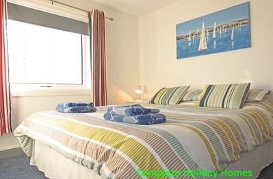 King double or single beds to suit
