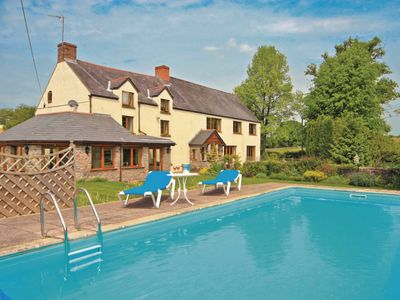 Photo for 3 bedroom accommodation in Llangwm, near Usk