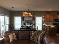 Beautiful home and location. Lots to do for a family.