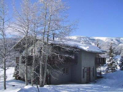 Photo for Snoke Chalet -Your Home in Snowmass
