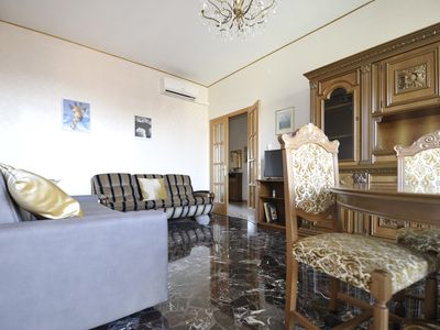 Photo for Bright two bedroom apartment close to Bologna city center