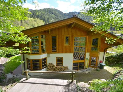 Photo for Villa Thumersbach - - spacious villa with sauna and large terrace in a quiet location, ski bus 150m