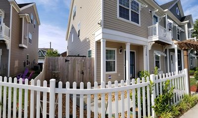 Photo for Beach Home - 5 Minutes /2 Blocks Walk To Virginia Beach Oceanfront & Boardwalks.