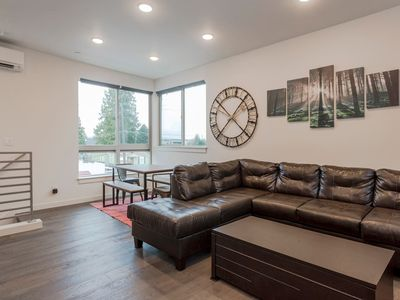 Photo for Urban Oasis - Sleeps 8! Ultra Modern Seattle Condo