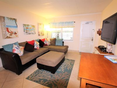 Photo for Cozy Tropic Terrace Ground Floor Condo w/ Heated Complex Pool, BBQ Grills & More