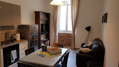 Photo for Casa LEA, our home in the city, just a few minutes from the sea and the Cinque Terre.