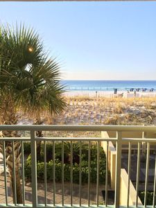 Photo for BEAUTIFUL CONDO with STUNNING GULF FRONT VIEW - FREE BEACH SERVICE