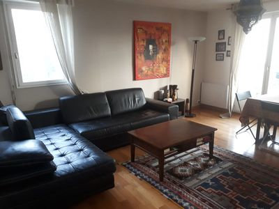 Photo for Beautiful Cozy Apartment Near Paris (20 Minutes) 1 free bottle of Champagne