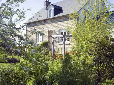 Photo for 3 to 4 person room in Quiet B&B, Organic Meals 45 minutes from the Mt St Michel