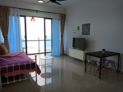 Photo for 1 Bedroom Apartment with Seaview