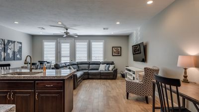 Photo for Top of line! Bonus Loft Area, Amazing Kitchen, Free Wi-Fi, 2 Pools