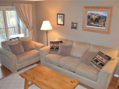 Photo for Winter Park Two Bedroom Condo Ideal for Families and Close to Winter Park Resort