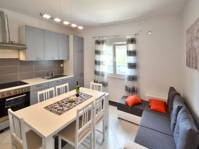 Photo for Apartment Lesinger  in Starigrad - Paklenica, North Dalmatia - 8 persons, 3 bedrooms