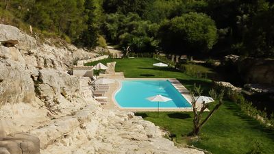 Photo for Cozy cottage with pool within the sicilian countryside
