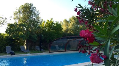 Photo for 4 Bed and Breakfast of charm with swimming pool and Spa