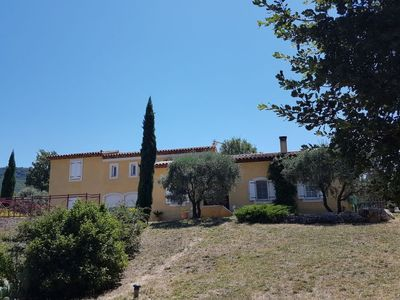 Photo for Vacation home L'Oliveraie in Trets - 9 persons, 5 bedrooms