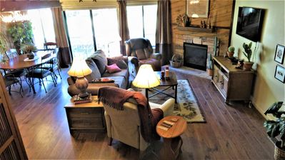 Photo for Beautifully updated Pagosa Condo, Perfect for an active family or couples