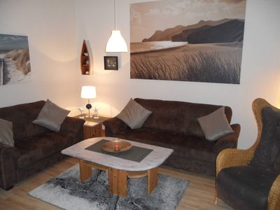 "Photo for 3-room apartment to the sea side - beach villas ""Wald & See"""