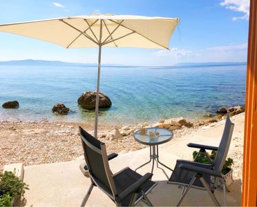 Photo for Apartment Marina - 5 m from the beach