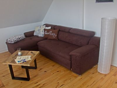 Photo for Cozy apartment at the North Sea