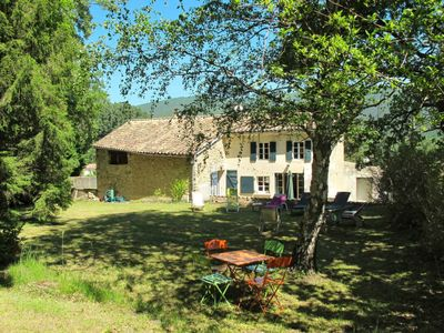 Photo for Vacation home La Chambaillarde (DLF120) in Dieulefit - 8 persons, 4 bedrooms