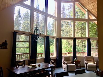 Photo for Mountainside Chalet - Premier Location! (Girdwood, AK)