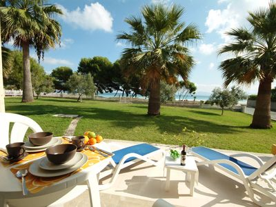 Photo for TO. Countess Garden F in Alcudia WiFi