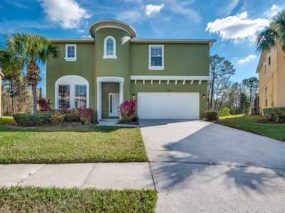 Photo for Best Disney Emerald Island - 7 Bedroom 5.5 Bathroom Pool, Spa & Games Room Home