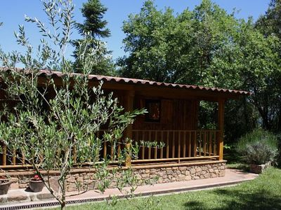 Photo for Rural house (full rental) La caseta de fusta for 4 people