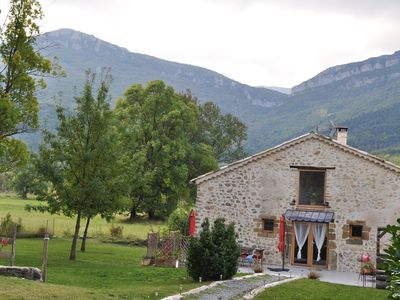 Photo for Le Petit Moulin cottage 6/8 people (from 90 € per night)