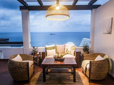 Photo for Beautiful Penthouse with incredible sea views