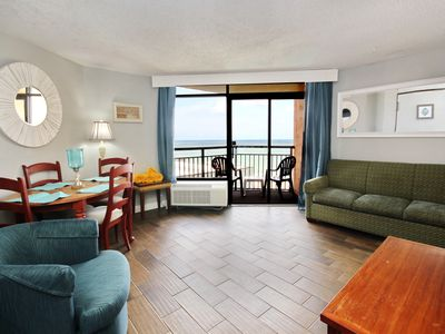 Photo for Family Fun at the Beach 1bd Oceanview w/Full Kitchen Newly decorated