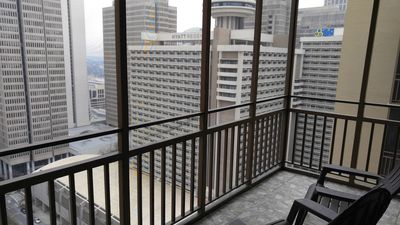 Photo for Beautiful Downtown Atlanta  Condo with City Balcony View and Amazing Location