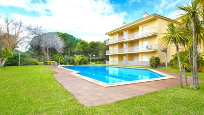 Photo for 2BR Apartment Vacation Rental in Llafranc, Costa Brava