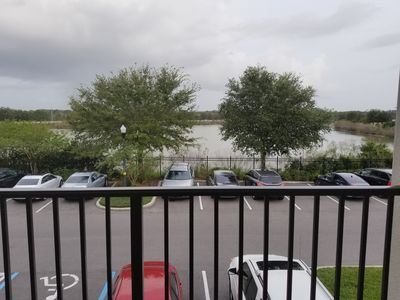 Photo for 2 Bedroom Apt with Lake View near Orlando!