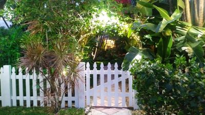 Photo for Life is a Beach, Charming private cottage, pet friendly fenced yard.