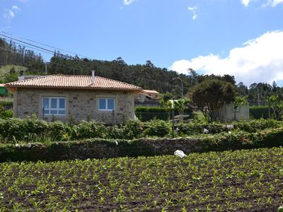 Photo for Beautiful holiday house in Galicia with sea views
