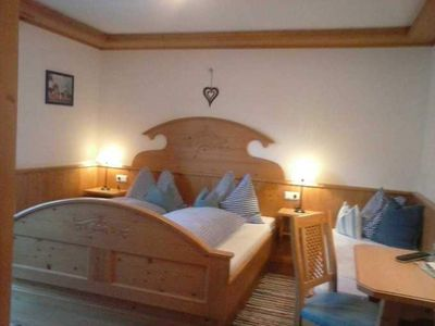 Photo for Double room with shower / WC and balcony and TV in room 2 - child-friendly recreation farm