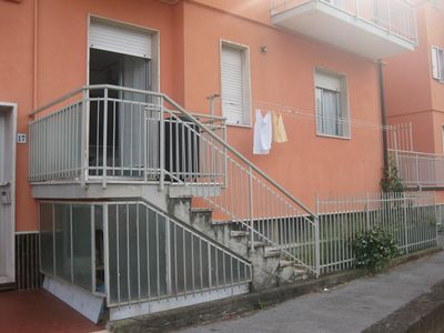 Photo for Two-room apartment 10 minutes walk from the sea, in a quiet area