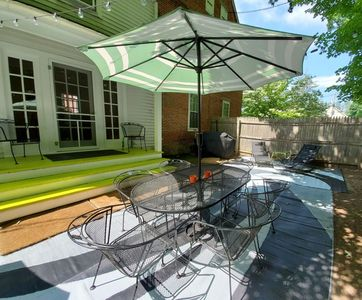 Brick House - In-Town Home | Perfect for Large Families | Dogs Welcome