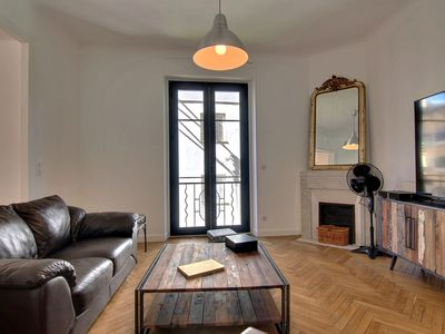 Photo for Spacious and comfortable apartment Cannes palais