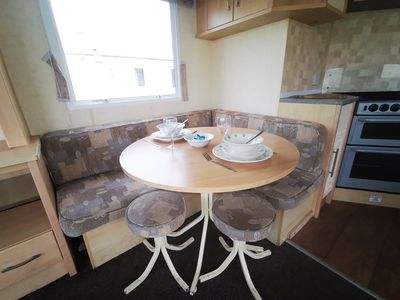 Photo for 3 Bedroom Caravan Whitley Bay Holiday Park