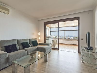Photo for Great apartment with pool and amazing views